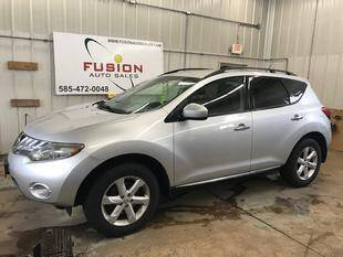 2009 Nissan Murano for sale at FUSION AUTO SALES in Spencerport NY