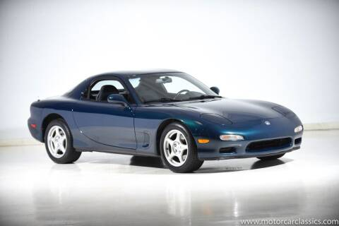 1994 Mazda RX-7 for sale at Motorcar Classics in Farmingdale NY