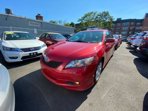 2007 Toyota Camry for sale at OFIER AUTO SALES in Freeport NY