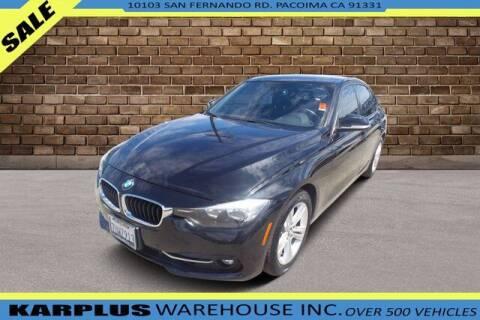 2016 BMW 3 Series for sale at Karplus Warehouse in Pacoima CA
