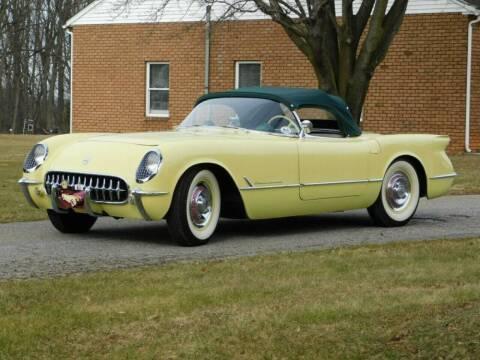 1955 Chevrolet Corvette for sale at NJ Enterprises in Indianapolis IN