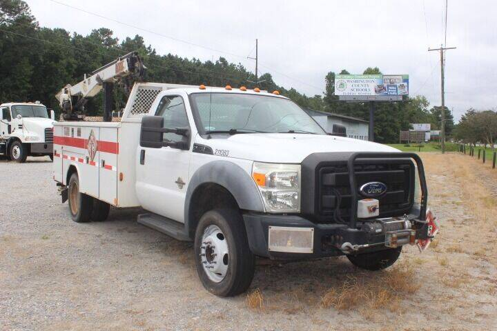 2012 Ford F-450 Super Duty for sale at Vehicle Network - Davenport, Inc. in Plymouth NC