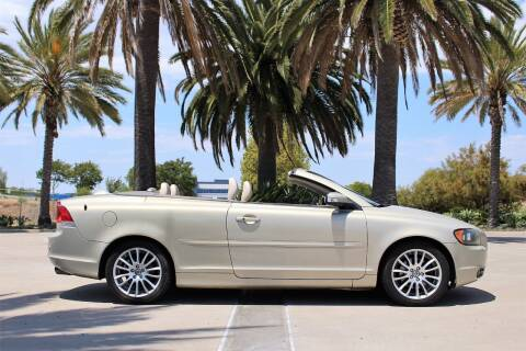 2008 Volvo C70 for sale at Miramar Sport Cars in San Diego CA