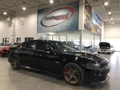 2017 Dodge Charger for sale at Godspeed Motors in Charlotte NC