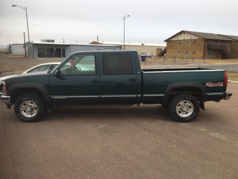 2000 Chevrolet C/K 2500 Series for sale at A Plus Auto LLC in Great Falls MT