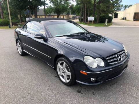 2007 Mercedes-Benz CLK for sale at Global Auto Exchange in Longwood FL