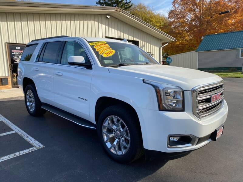 2016 GMC Yukon for sale at Kubly's Automotive in Brodhead WI