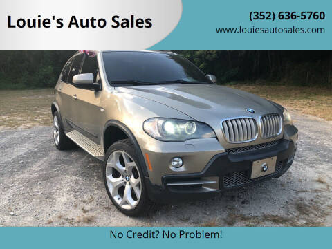 2008 BMW X5 for sale at Louie's Auto Sales in Leesburg FL