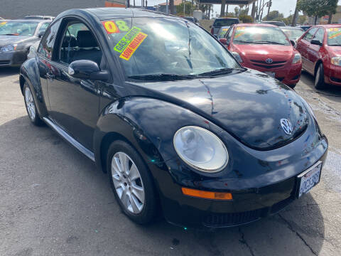 2008 Volkswagen New Beetle for sale at North County Auto in Oceanside CA