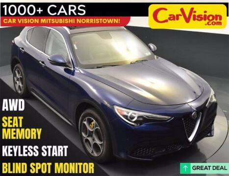 2018 Alfa Romeo Stelvio for sale at Car Vision Buying Center in Norristown PA