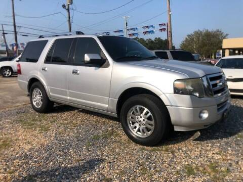 2012 Ford Expedition for sale at Mouret Motors in Scott LA
