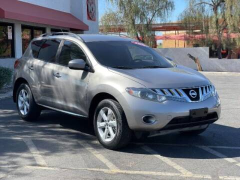 2009 Nissan Murano for sale at Brown & Brown Wholesale in Mesa AZ