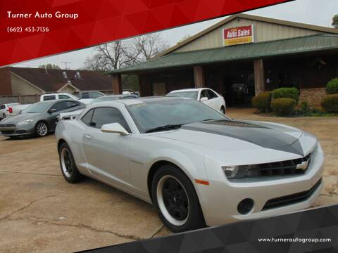 2012 Chevrolet Camaro for sale at Turner Auto Group in Greenwood MS