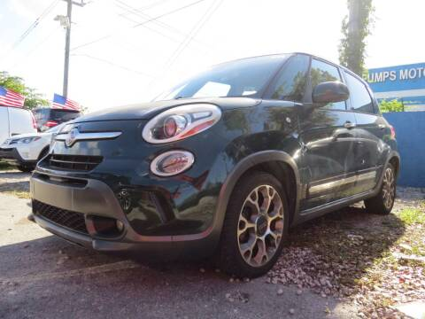 2014 FIAT 500L for sale at DK Auto Sales in Hollywood FL
