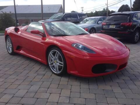 2005 Ferrari F430 for sale at Shedlock Motor Cars LLC in Warren NJ