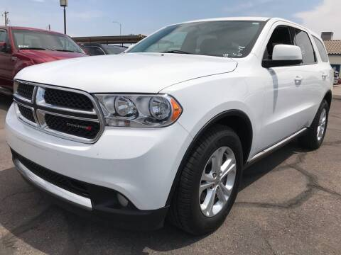 2013 Dodge Durango for sale at Town and Country Motors in Mesa AZ