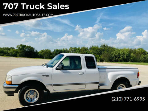 1998 Ford Ranger for sale at 707 Truck Sales in San Antonio TX