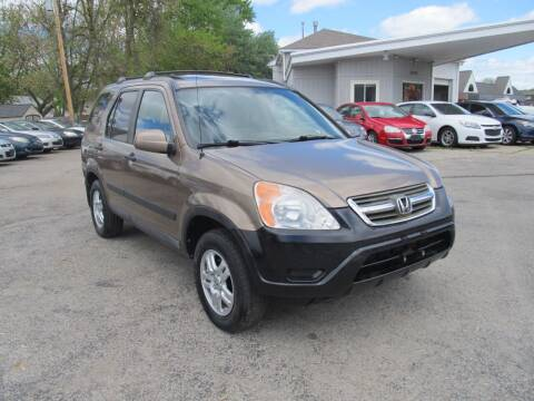 2003 Honda CR-V for sale at St. Mary Auto Sales in Hilliard OH