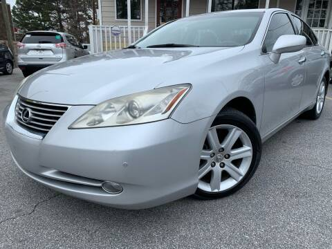 2008 Lexus ES 350 for sale at Georgia Car Shop in Marietta GA