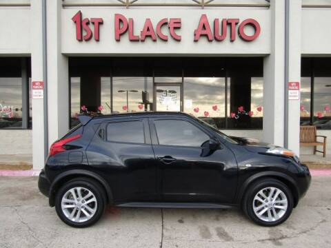 2011 Nissan JUKE for sale at First Place Auto Ctr Inc in Watauga TX