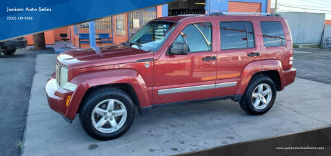2008 Jeep Liberty for sale at Juniors Auto Sales in Tucson AZ