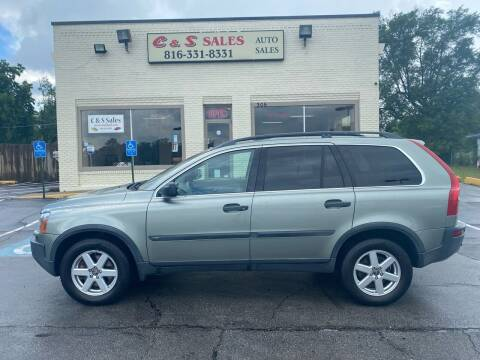 2006 Volvo XC90 for sale at C & S SALES in Belton MO