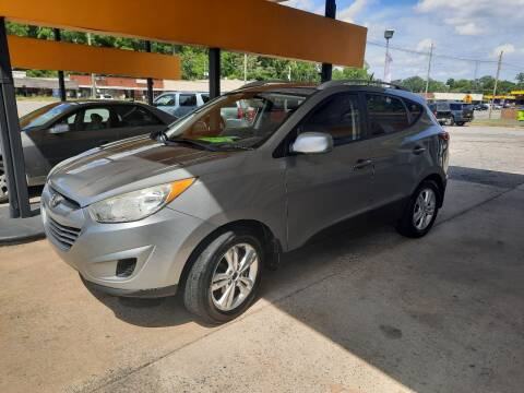 2011 Hyundai Tucson for sale at PIRATE AUTO SALES in Greenville NC