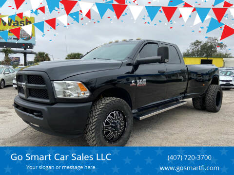 2014 RAM Ram Pickup 3500 for sale at Go Smart Car Sales LLC in Winter Garden FL