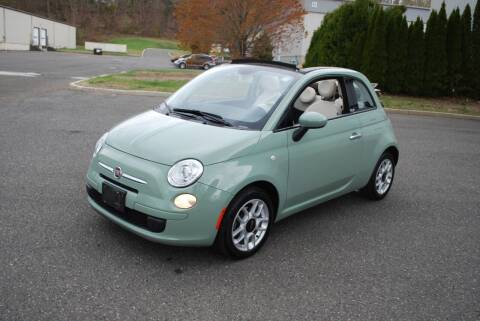 2012 FIAT 500c for sale at New Milford Motors in New Milford CT