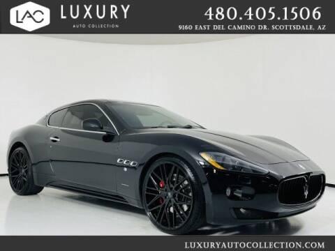 2009 Maserati GranTurismo for sale at Luxury Auto Collection in Scottsdale AZ