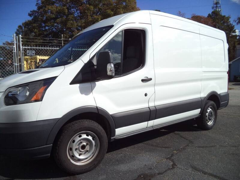 2016 Ford Transit Cargo for sale at H and H Truck Center in Newport News VA