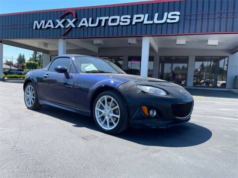 2010 Mazda MX-5 Miata for sale at Maxx Autos Plus in Puyallup WA