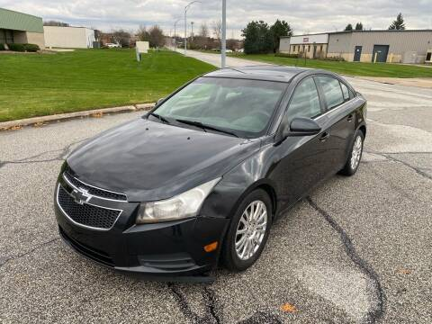 2011 Chevrolet Cruze for sale at JE Autoworks LLC in Willoughby OH