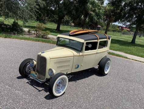 1931 Ford Street Rod for sale at P J'S AUTO WORLD-CLASSICS in Clearwater FL
