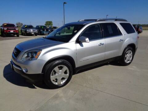 2007 GMC Acadia for sale at De Anda Auto Sales in Storm Lake IA