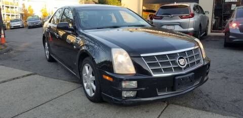 2008 Cadillac STS for sale at Motor City in Roxbury MA