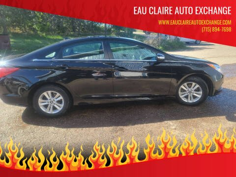 2014 Hyundai Sonata for sale at Eau Claire Auto Exchange in Elk Mound WI