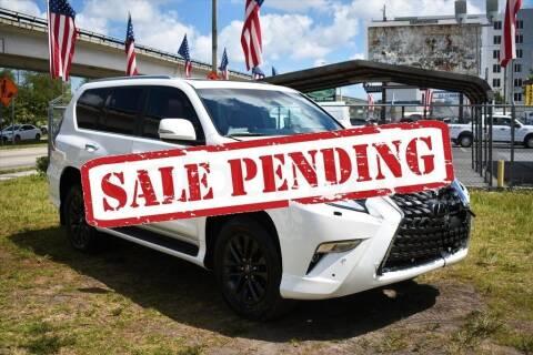 2020 Lexus GX 460 for sale at STS Automotive - Miami, FL in Miami FL