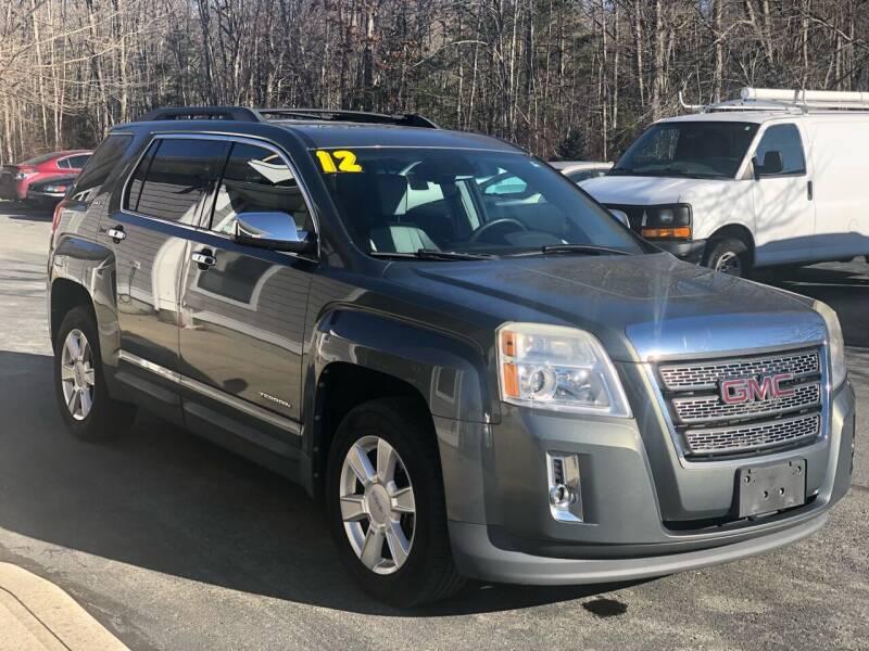 2012 GMC Terrain for sale at Elite Auto Sales in North Dartmouth MA