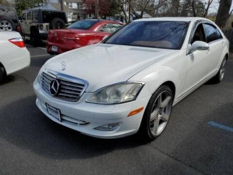 2007 Mercedes-Benz S-Class for sale at Cj king of car loans/JJ's Best Auto Sales in Troy MI