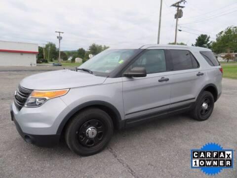 2014 Ford Explorer for sale at DUNCAN SUZUKI in Pulaski VA