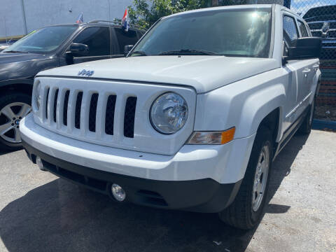 2015 Jeep Patriot for sale at INTERNATIONAL AUTO BROKERS INC in Hollywood FL