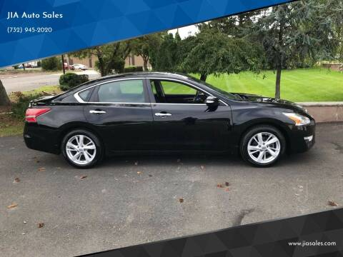 2013 Nissan Altima for sale at JIA Auto Sales in Port Monmouth NJ
