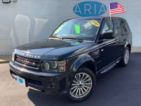 2012 Land Rover Range Rover Sport for sale at ARIA  AUTO  SALES - ARIA AUTO SALES INC.COM in Raleigh NC