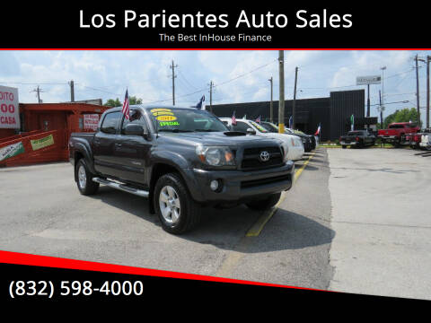 2011 Toyota Tacoma for sale at Los Parientes Auto Sales in Houston TX