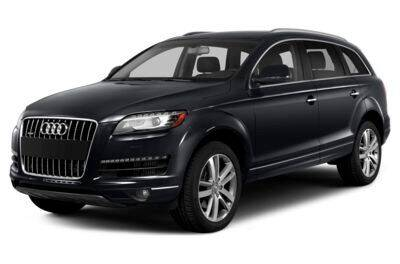 2015 Audi Q7 for sale at Somerville Motors in Somerville MA
