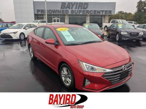 2020 Hyundai Elantra for sale at Bayird Truck Center in Paragould AR
