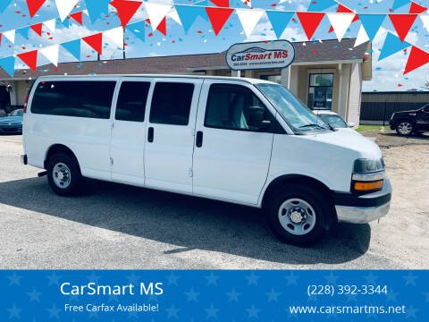2010 Chevrolet Express Passenger for sale at CarSmart MS in Diberville MS
