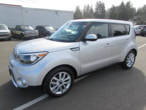 2017 Kia Soul for sale at 101 Budget Auto Sales in Coos Bay OR