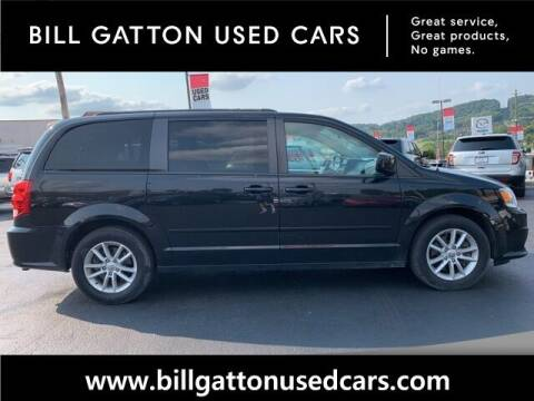 2015 Dodge Grand Caravan for sale at Bill Gatton Used Cars in Johnson City TN
